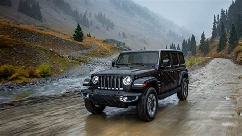 The 2018 Jeep Wrangler Rubicon Is Refreshing In A Unique Way