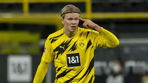 Erling Haaland Wants Trophies At Borussia Dortmund And Is