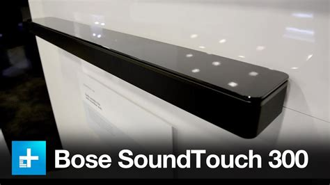 Bose SoundTouch 300, Lifestyle 650 & 600 Systems at CEDIA