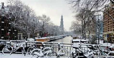 Amsterdam weather in January - Amsterdam Tourist Information