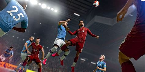 FIFA 21's PC Version Is a Port of the PS4, Xbox One Game