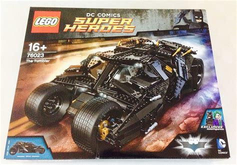The Tumbler LEGO Set Review (76023)   The Brothers Brick