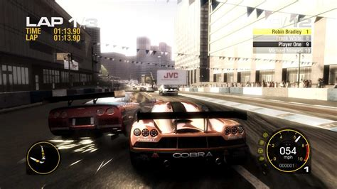 Race Driver GRID Reloaded - XBOX 360 - Games Torrents