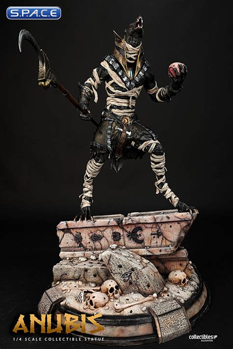 Anubis God of the Dead Statue - S