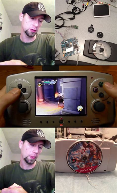 Sony Never Made a Portable PS2 or PS3, But These 5 Fans