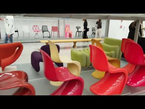 Opening of the Vitra Schaudepot, new gallery building to