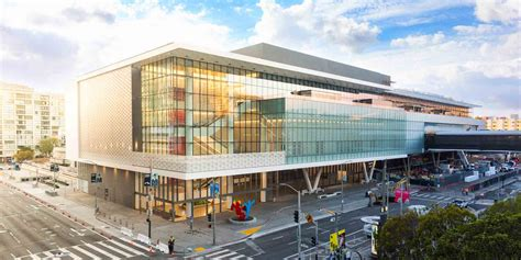 Record Year Forecast as The Moscone Center Completes