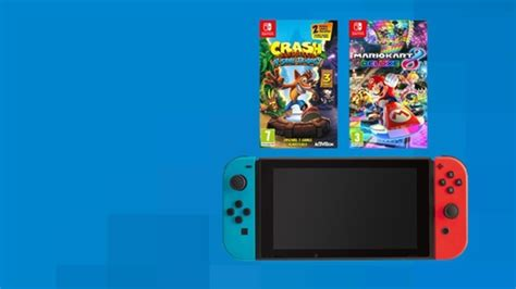 Here's the best Nintendo Switch bundle of Black Friday so