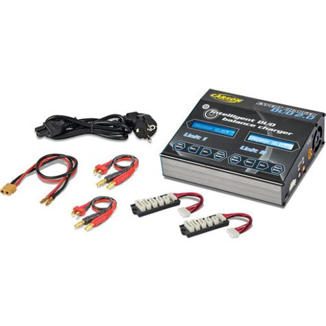 Carson Expert Charger Duo 2