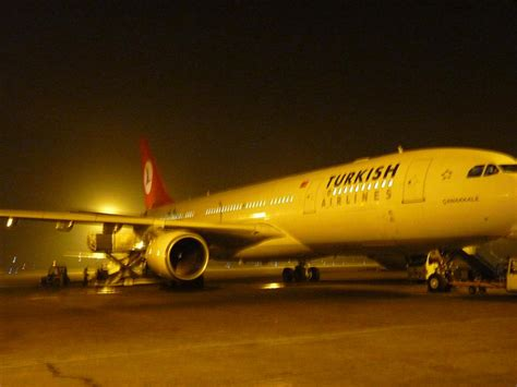 File:Airbus of Turkish Airlines in Shahjalal Airport