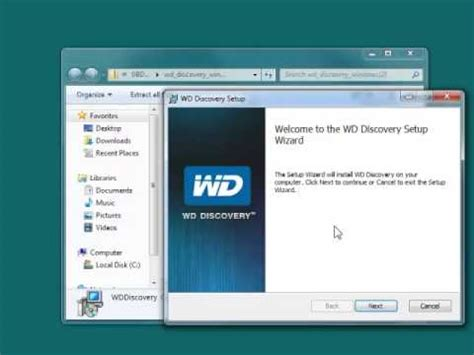 WD My Cloud, Installing WD Discovery on Windows - YouTube