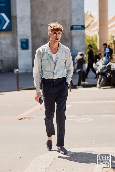 The Best Street Style from Paris Men's Fashion Week S/S 2020