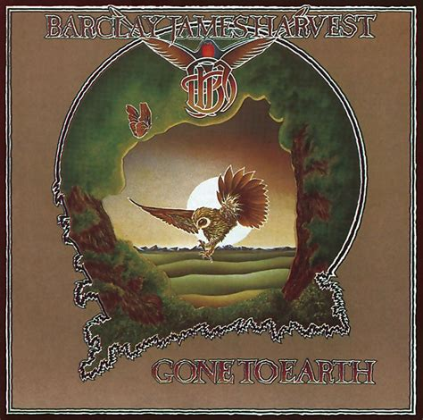 BARCLAY JAMES HARVEST Gone To Earth reviews