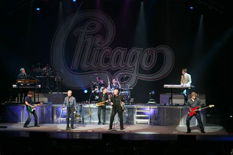 America's Legendary Band Chicago Releases New DVD