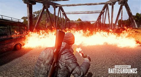 New PUBG PC test patch overhauls all grenades, takes M24