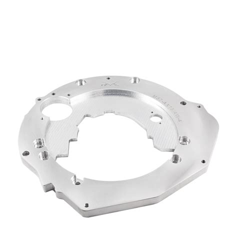 PMC Motorsport Gearbox Adapter Plate BMW M57 - Jeep AX-15