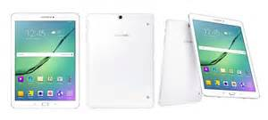 Samsung Galaxy Tab S2 with 8-inch and 9