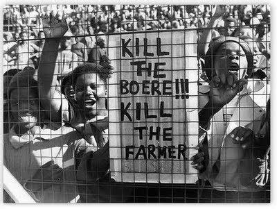 Petition · Donald J Trump: Genocide of whites in South