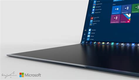 This Surface laptop concept would force you to ditch your