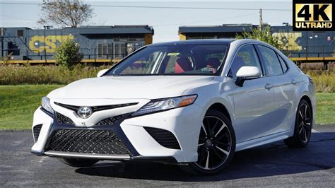 2020 Toyota Camry Review | One MAJOR Change - YouTube