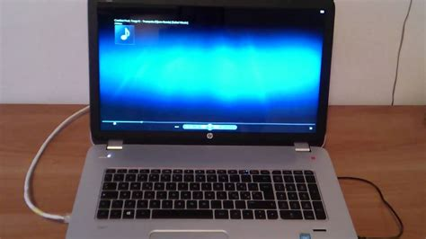 Testing Beats Audio System on HP ENVY 17 Notebook - YouTube