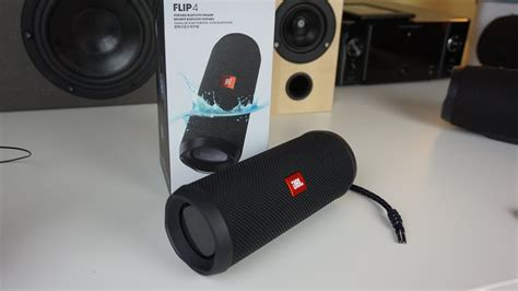 JBL Flip 4 - Unboxing and first impressions