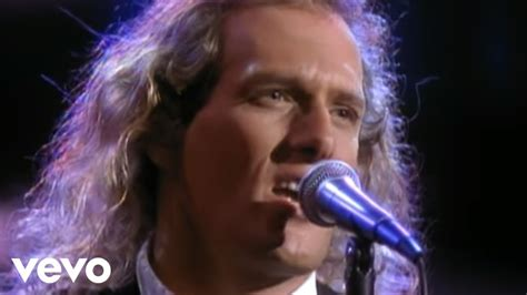 Michael Bolton - To Love Somebody (Live) - YouTube