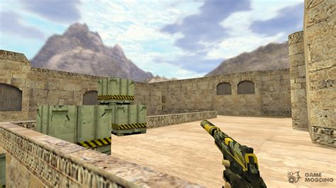 Skins from counter-strike: Global Offensive (CSGO) for