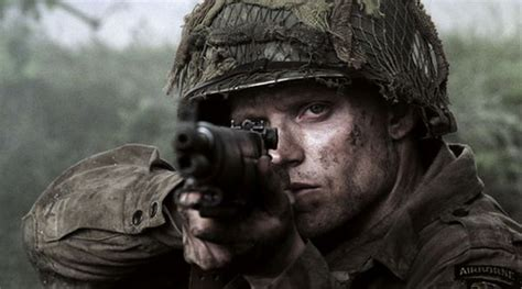 """""""BAND OF BROTHERS"""" (2001) - Episode Three """"Carentan"""