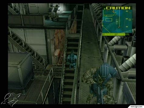Metal Gear Solid 2 Sons of Liberty PS2 ISO – isoroms