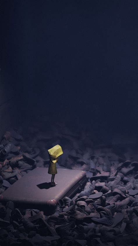 Wallpaper Little Nightmares, PC, Xbox one, PS4, Games #11709