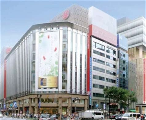 Ginza Mitsukoshi | The Expat's Guide to Japan