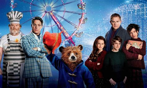 Paddington 2 Movie Opens In Theaters January 12th