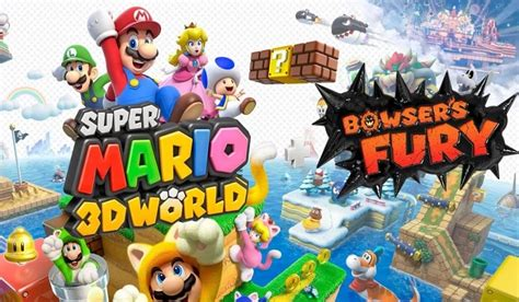 Super Mario 3D World + Bowser's Fury Coming in 2021