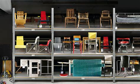 Origins of the Vitra Design Museum Collections   Daily Icon